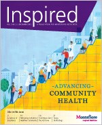 Inspired - the quarterly magazine for Montefiore associates