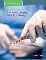 Transforming Surgery in the 21st Century