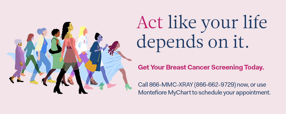 Get your breast cancer screening today