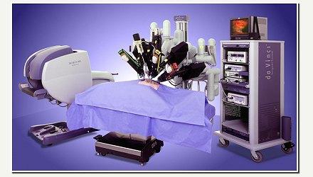 Robotic Prostate Surgery Reza Ghavamian Da Vinci Surgical