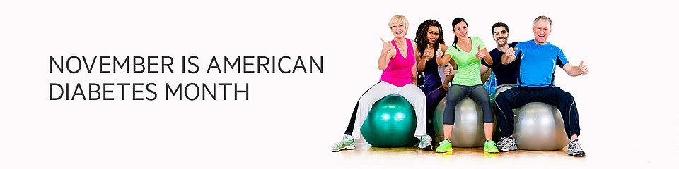 November Is American Diabetes Month®