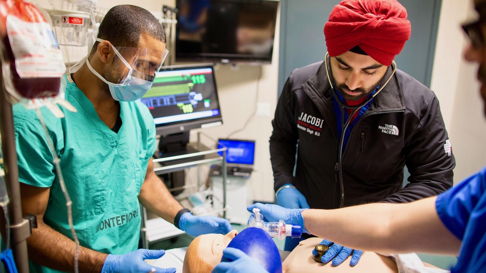 Why Emergency Medicine Residents Choose Albert Einstein