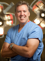 Dr. Michler, internationally renowned cardiothoracic surgeon