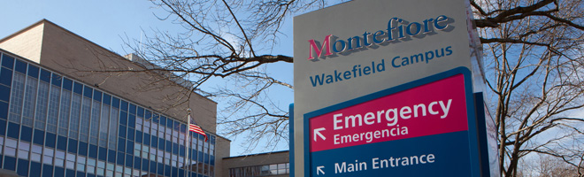 Locations Directions And Parking Wakefield Campus Montefiore Medical Center