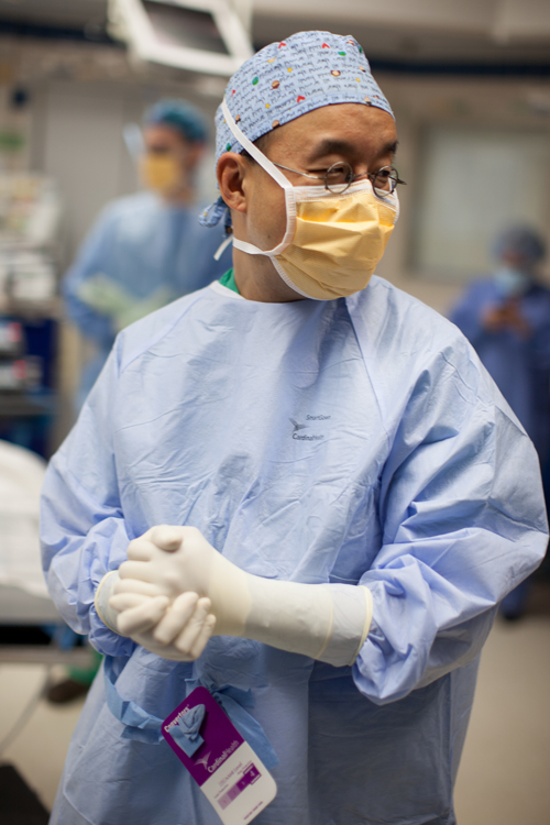 Dr. Joseph Shin, Program Director, Plastic Surgery Residency Program