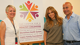 Tht Lopez Family Foundation partners with Montefiore to launch the Center for a Healthy Childhood