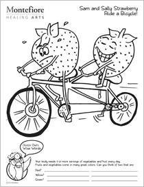 Coloring Pages For Children With A