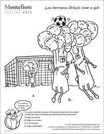 Coloring Pages for Kids - En Espanol