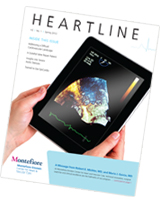 Heartline Newsletter Spring 2012