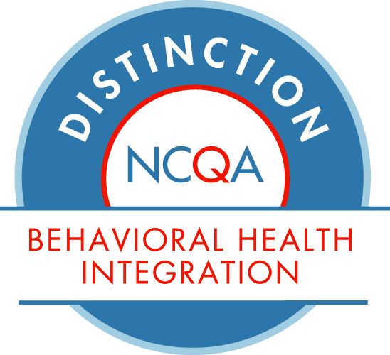 NCQA Behavioral Health Integration Distinction
