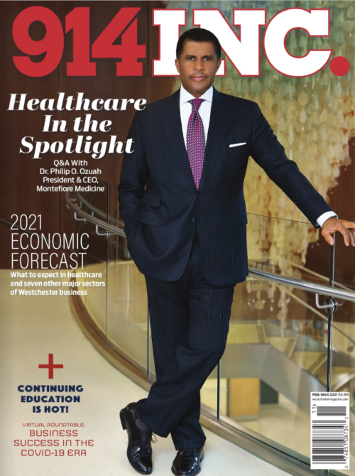 Q&A with Montefiore Medicine's CEO Dr. Philip Ozuah