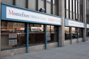 Primary care services Grand Concourse of Montefiore Medical Group