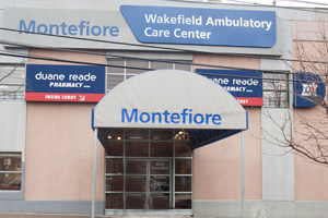Montefiore Wakefield Ambulatory Care Center, Bronx, NY