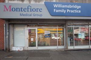 Williamsbridge Family Practice Center Montefiore Medical Center Albert Einstein College of Medicine