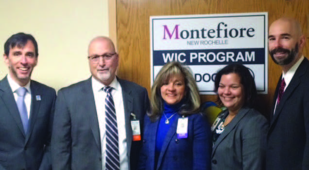 MONTEFIORE NEW ROCHELLE'S WOMEN INFANTS AND CHILDREN PROGRAM