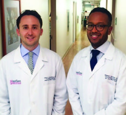 Judd Fastenberg, MD, and Waleed Abuzeid, MD