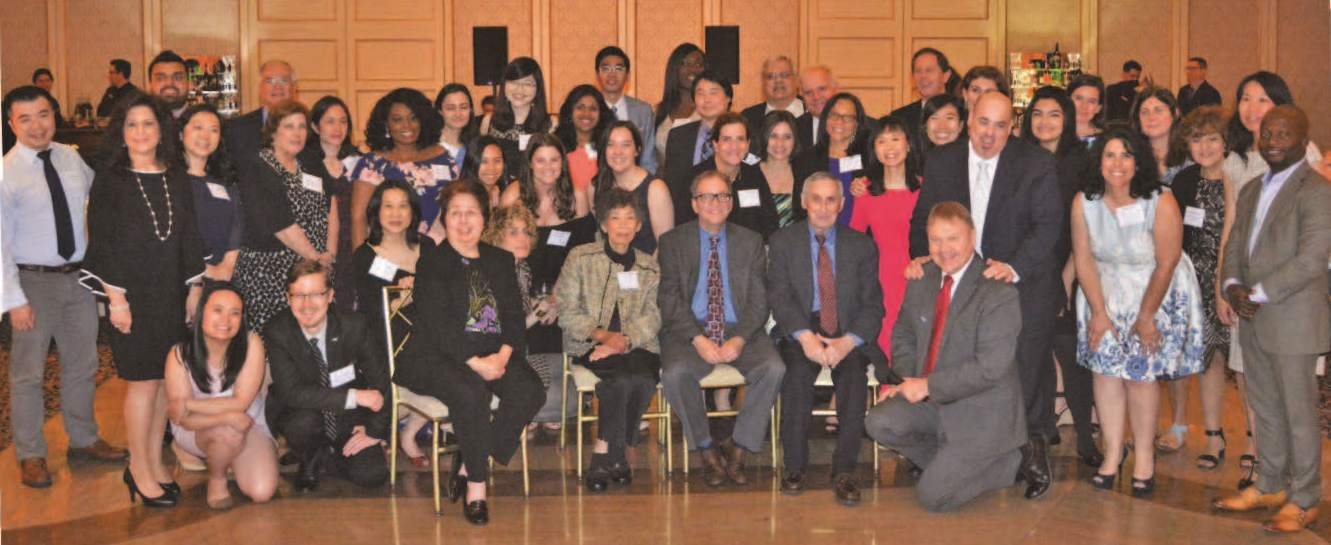 Montefiore's current and past pharmacy residents, 1968–2018
