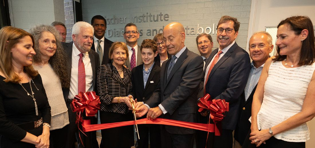 MONTEFIORE OPENS NEW FLEISCHER INSTITUTE
