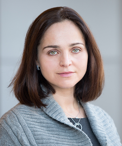 Victoria Chernyak, MD, Interim Director, Abdominal Imaging; Director, Abdominal MRI, Radiology, Abdominal Imaging