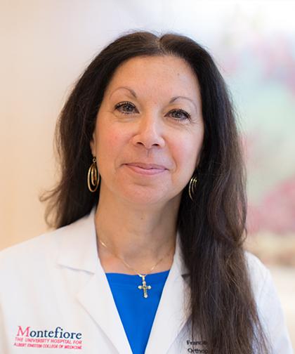 Dr  Frances Cuomo, MD