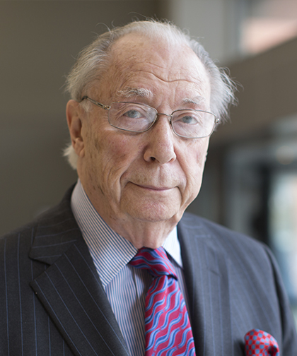 Eugene S. Flamm, MD, Past Chairman of Neurosurgery, Neurological Surgery, Arterio-venous Malformation, Benign Brain Tumor, Brain Aneurysm, Chiari Malformation, Meningioma