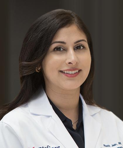 Dr  Ruchi Jain, MD