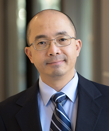 Ken Y. Lin, MD, Gynecologic Oncology (Cancer), Obstetrics & Gynecology