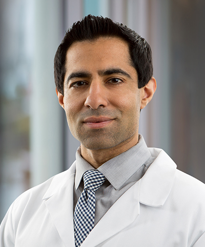 Nitin Ohri, MD, Radiation Oncology (Cancer), Cancer - Gastrointestinal (Colorectal), Cancer - Gastrointestinal (Pancreas), Cancer - Lung