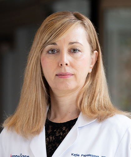 Papalezova, Katia T., MD, Surgical Oncologist, Department of Surgery,