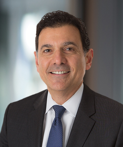 Peter Shamamian, MD, Vice President and Chief Quality Officer; Vice Chairman, Quality Improvement and Performance, Surgery