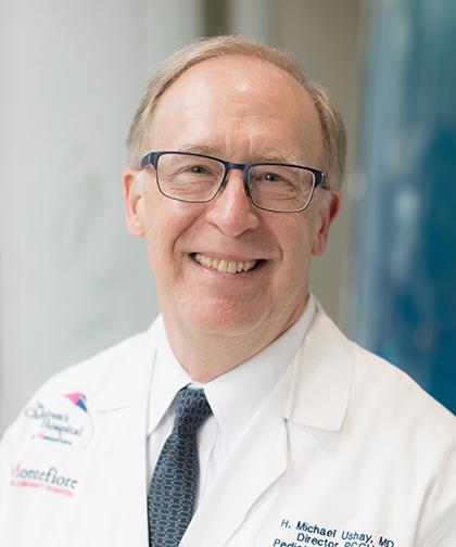 Henry M. Ushay, MD, PhD