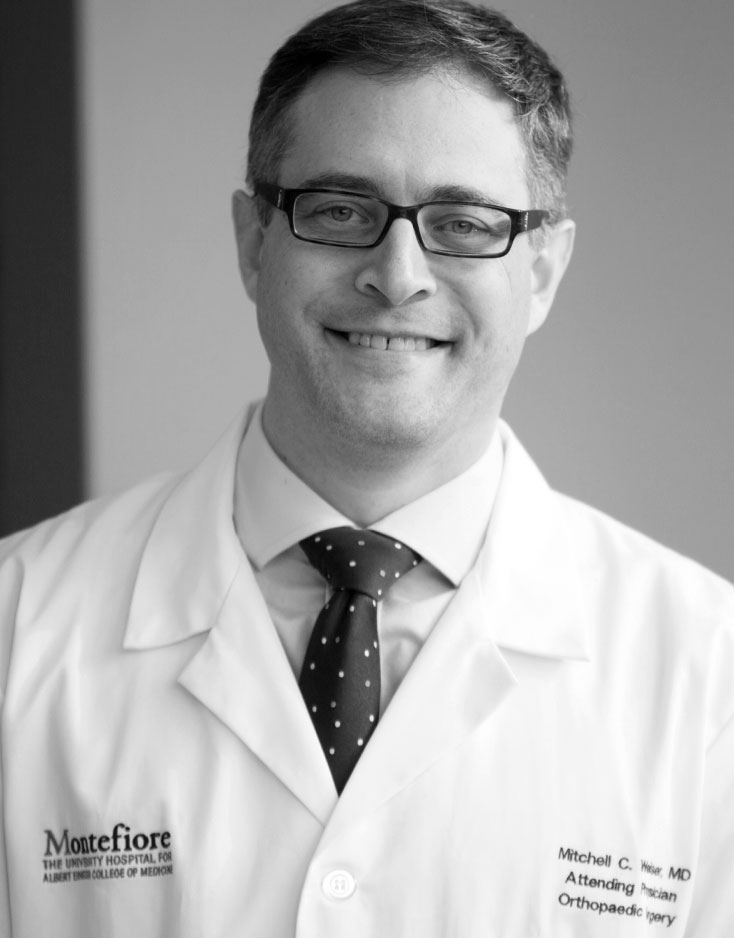 Mitchell C. Weiser, MD - Fellowship Director, Adult Reconstruction Surgery, Instructor, Orthopedic Surgery - Joint Replacement