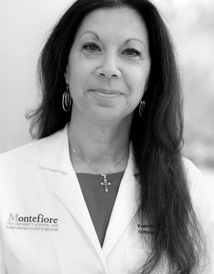 Frances Cuomo, MD - Chief, Shoulder, Assistant Professor, Orthopedic Surgery - Shoulder