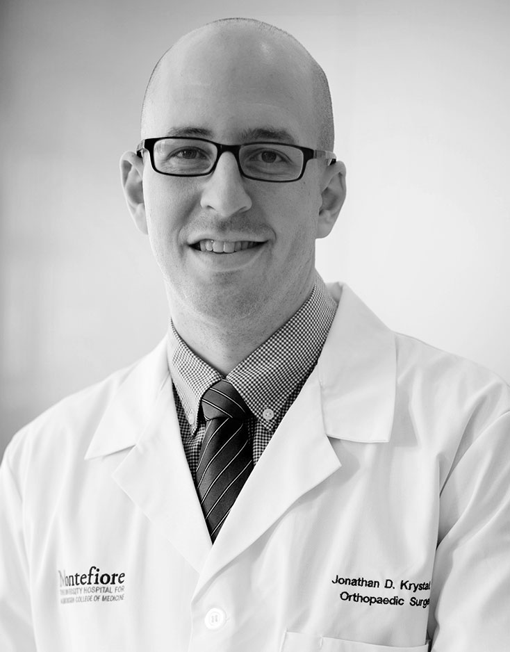 Jonathan D. Krystal, MD - Attending Physician, Spine, Assistant Professor, Orthopedic Surgery - Spine
